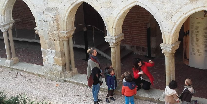 abbaye toulouse famille