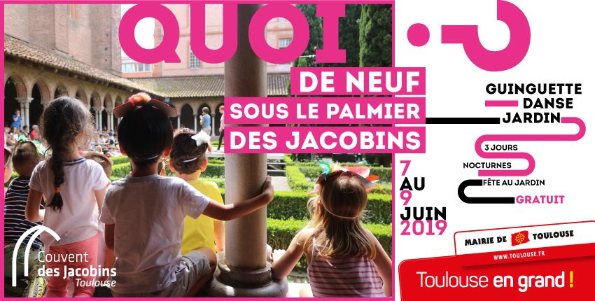 couvent jacobins toulouse famille sortie